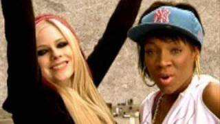 Avril Lavigne feat. Lil Mama - Girlfriend