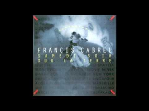 Francis Cabrel - Octobre w/ lyrics