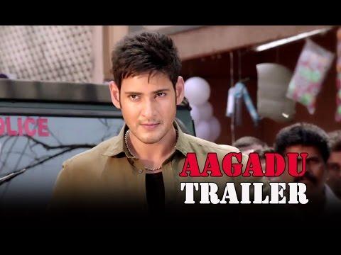 Aagadu trailer