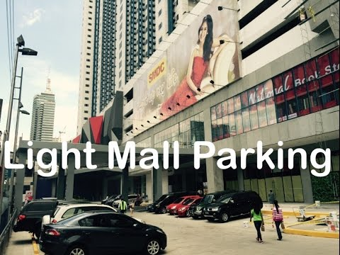 Light Mall Parking SM Light Residences EDSA Mandaluyong by HourPhilippines.com