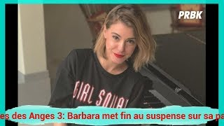 Les Vacances des Anges 3: Barbara met fin au suspense sur sa participation !