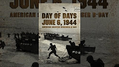 Day of Days: June 6, 1944 - American Soldiers Remember D-Day Full'M.o.v.i.e'2014'