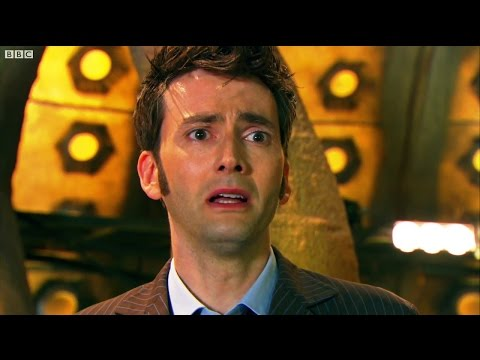 'I Don't Want To Go' The Alternative takes | Doctor Who Confidential | BBC