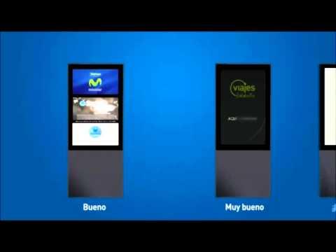 Etiqueta Azul Como hacer un spot para Totem Digital HD