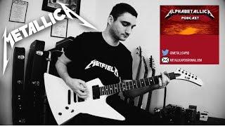 Metallica Podcast 'ALPHABETALLICA' Theme Song