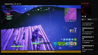 FORTNITE WIT RANDOMS THAT INVITED ME *FASTEST CONSOLE BUILDER* V-BUCKS GIVEAWAY (VICTORY ROYAL)