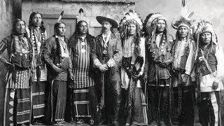 Buffalo Bill's Wild West Show Employed Real Native Americans