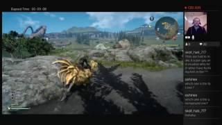 Final Fantasy XV: Day Three