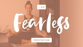 """""""I am FEARLESS"""" - Guided Meditation"""