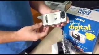 Casio QV-10 1995 First Consumer LCD Digital Camera