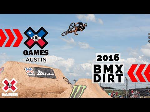 X Games Austin 2016 BMX Dirt: X GAMES THROWBACK | World of X Games