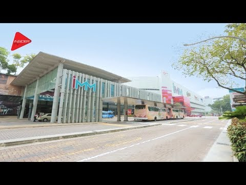 IMM Outlet Mall with Jamie Yeo | Singapore