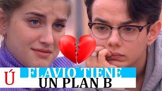 Malas noticias para Samantha: Flavio confiesa que le gusta otra de OT 2020 ¿Eva?, ¿Anne?