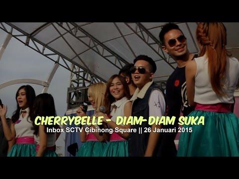 [FanCam] Diam-Diam Suka - Cherrybelle at Inbox SCTV 26 Jan 2015