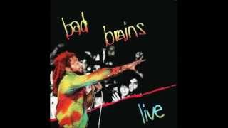 Bad Brains Live   I & I Survive