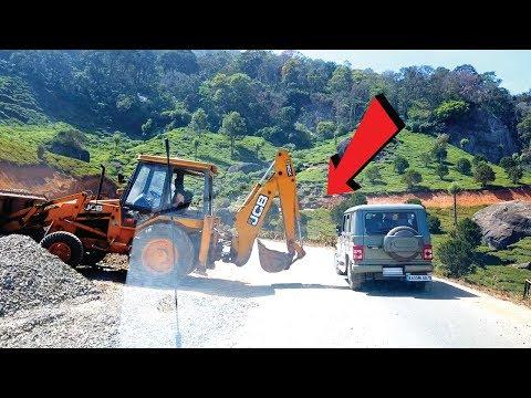 Most Dangerous & Beautiful Road in Kerala  Munnar Gap Road Drive