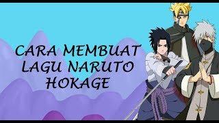 Cara Membuat Lagu Naruto Hokage - Growtopia