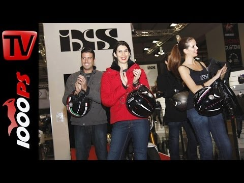 IXS Modenshow auf der Eicma 2013