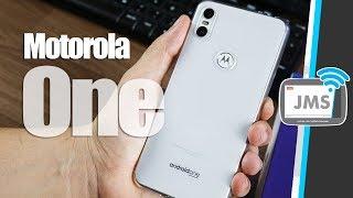 Motorola One - Minhas Primeiras Impressões - Android One