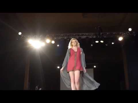 Zoe Designs at Walk Fashion Show Milwaukee edition