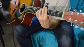 Кино | Пачка сигарет | guitar cover | аккорды, табы, разбор