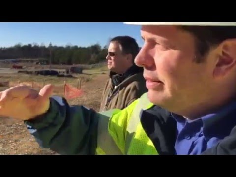 Duke Energy gives inside look at coal ash cleanup