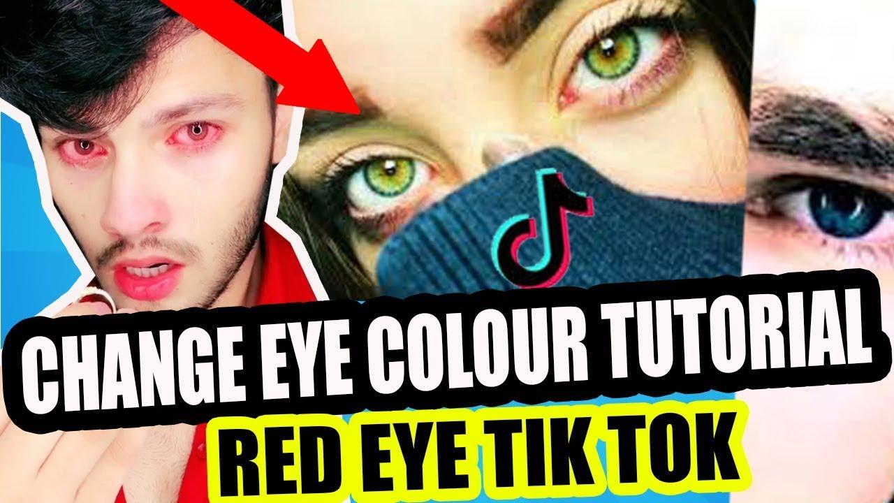TikTok - Eye Color - YouTube  |Tiktok Eye Color Chart