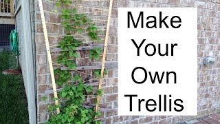 Make Your Own Trellis