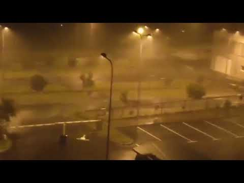 LIVE NOW :HURRICANE DESTROYS EVERTHING  ON ''DOMINICA'' ISLAND |  #MARIA,#HURRICANE MARIA