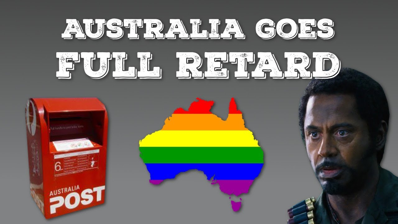 australia vote for gay marriage