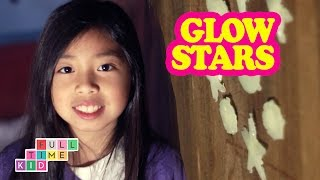 DIY Glow-in-the-Dark Wall Decals | Full-Time Kid | PBS Parents