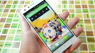 """Обзор Cubot S222: китайский телефон с 5,5"""" экраном (review)"""