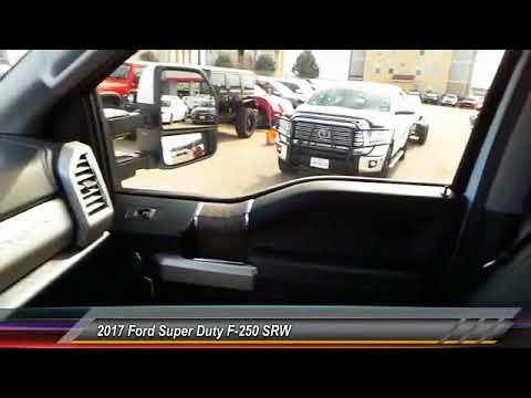 2017 Ford Super Duty F-250 SRW San Angelo Texas I18258A