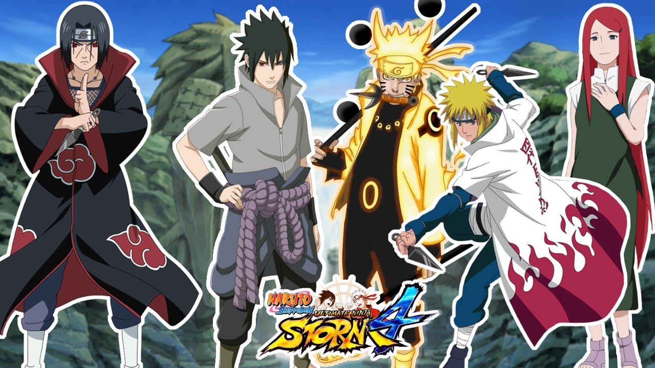 Naruto Vs Sasuke Wallpapers - WallpaperSafari