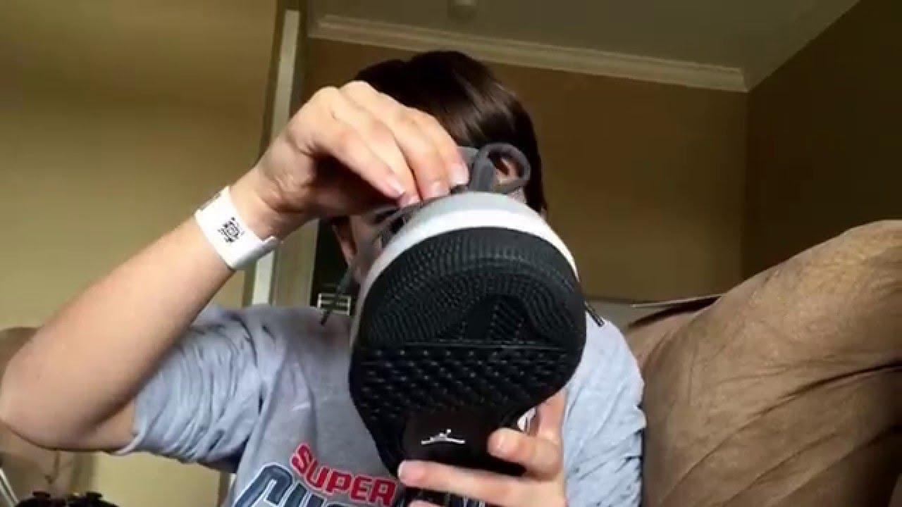 8becf058ce7642 Jordan Air Deluxe BG - YouTube
