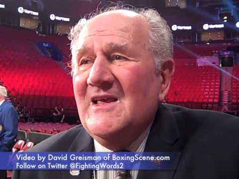 HBO's Harold Lederman talks Floyd Mayweather vs. Manny Pacquiao