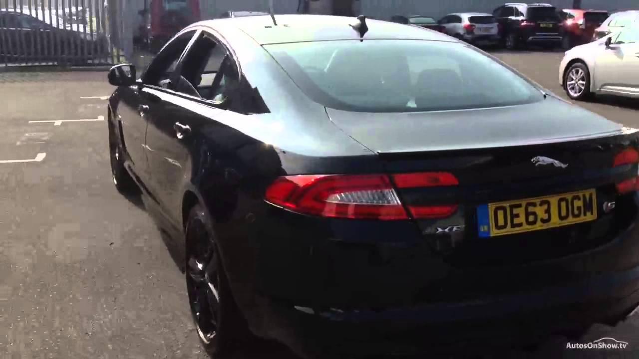 Jaguar Xf All Black