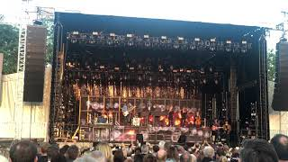 A-ha live - The blood that moves the body (4K) Canterbury - 07-06-18