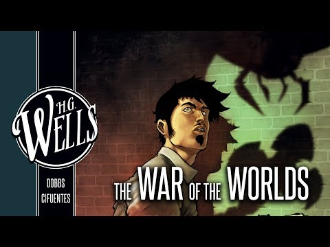 H. G. Wells: The War of the Worlds - Insight Comics