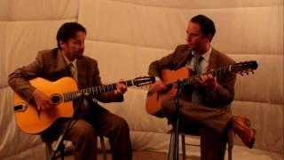 Crazy Rhythm - Jonny Hepbir Duo - Gypsy Swing Jazz Band Hire UK