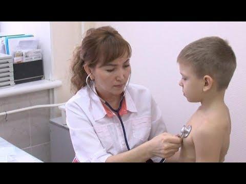 Самый добрый педиатр Лянтора Альфира Аджимусаева