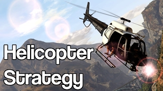 The Pacific Standard Job: Helicopter Strategy (GTA Online)