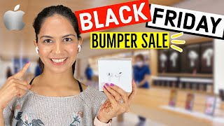 APPLE AIRPODS PRO UNBOXING   India VS USA Price Comparison   Black Friday Sale🤑
