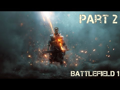 Battlefield 1 [Operation - Conquer Hell] Cz/Sk