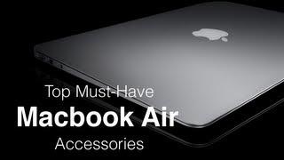 Top Must-Have Macbook Air Accessories