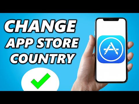 How To Change App Store Country! (2020) Update