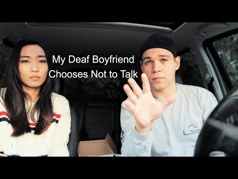 My Deaf Boyfriend: Why He Doesn't Use His Voice