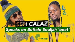 Seh Calaz speaks on Buffalo Souljah beef with Shatta Wale_13 July 2019 _Earground Radio