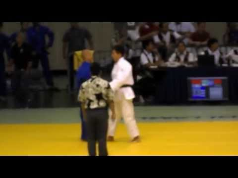 USJF 2014 Senior Judo