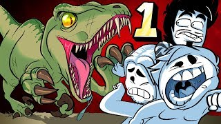 Oney Plays The Lost World: Jurassic Park - EP 1 - Greenosaurus